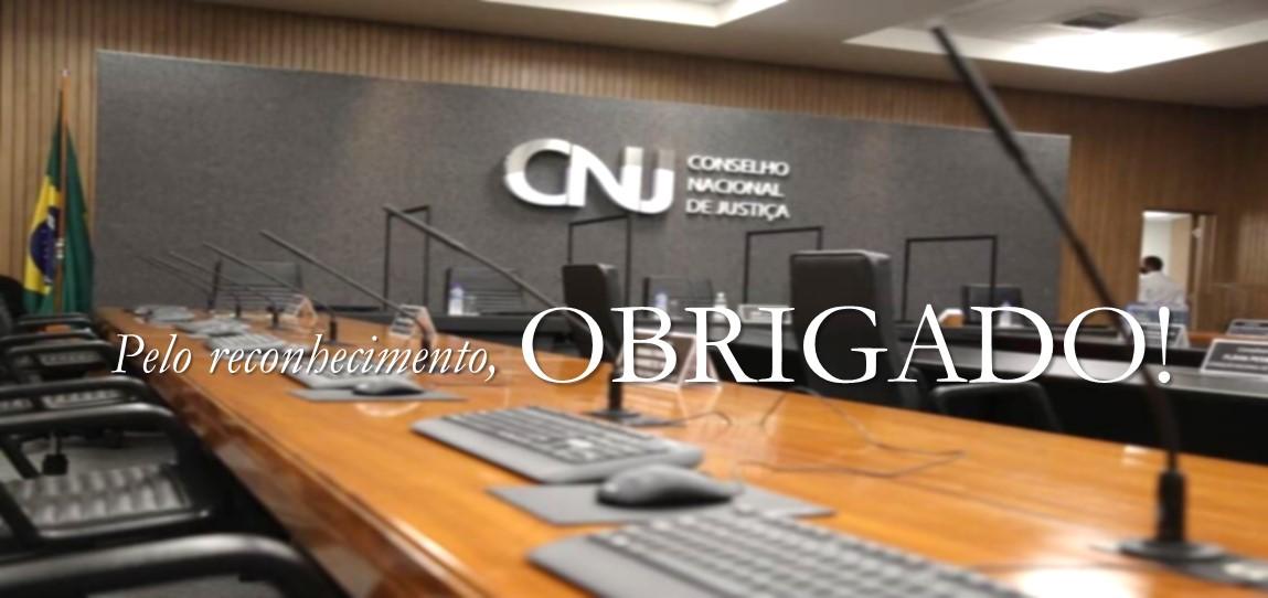 Por solicitação da FESOJUS-BR Presidente do CNJ promove ação comemorativa com Nota de Reconhecimento